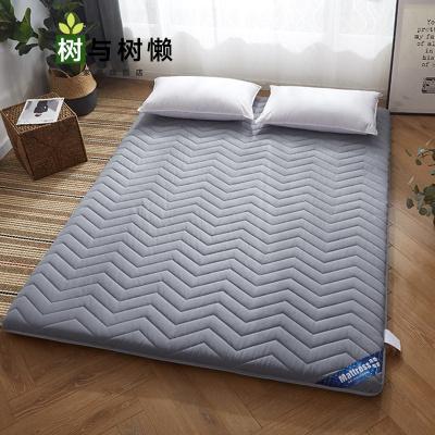 树与树懒 新品夏季薄床垫打地铺神器睡垫可折叠家用懒人床简易夏季软床垫防潮午休午睡便携