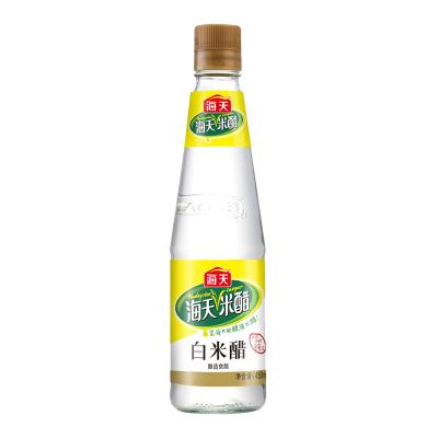 海天白米醋450ml/瓶
