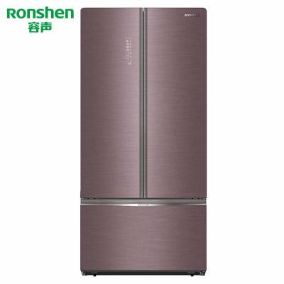 【二手99新】容声 601升 三门对开门冰箱变频风冷无霜美式多门电冰箱 BCD-601WKS1HPG