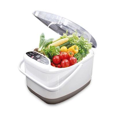 納麗雅(Naliya)家用全自動洗菜機臭氧機商用果蔬清洗機解毒機多功能活氧機 洗菜機