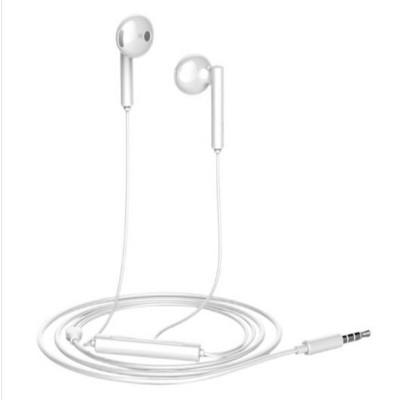 華為AM115原裝耳機 三鍵線控帶麥 半入耳式音樂耳塞暢想8/7X 榮耀V9/V10 mate20/10安卓蘋果通用耳麥