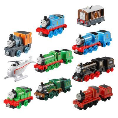 托馬斯&朋友托馬斯軌道系列之合金系列 兒童玩具 單輛裝 款式隨機發 GHV25