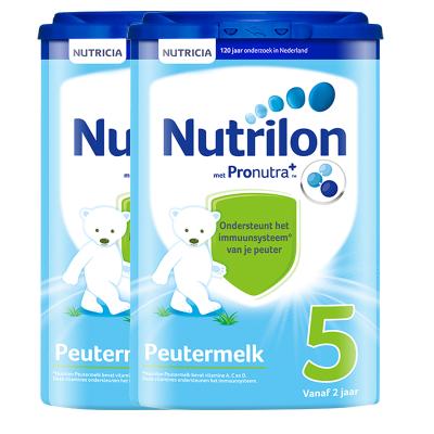 2罐裝 | 荷蘭牛欄嬰幼兒配方奶粉5段易樂罐 2歲以上 800g/罐