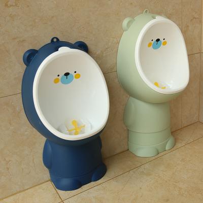 寶寶小便男孩站立掛墻式便斗男寶坐便器閃電客兒童馬桶尿壺男童尿尿神器