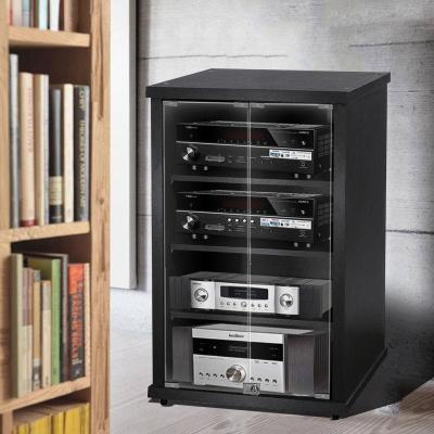 蘇寧放心購音響機柜功放機柜功放機架設備柜K專業音響機柜CD架子A-STYLE