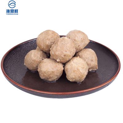 【第二份半价】渔鼎鲜 牛肉丸子500g汕头牛肉丸牛筋丸火锅食材