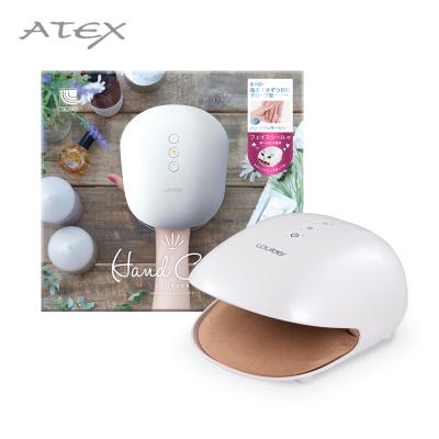 日本atex HXL180手部按摩器美手器手指熱敷手掌電動氣囊按壓揉捏按摩儀