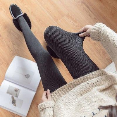 BPMA孕妇打底裤加绒孕妇裤袜打底袜裤子秋冬款外穿踩脚连裤袜秋装冬装