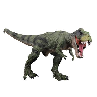 玩模樂兒童仿真恐龍模型玩具 實心動物霸王龍暴龍侏羅紀恐龍玩具行走暴龍