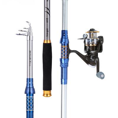 釣尼蠻王海桿套裝全套特價海竿遠投竿拋竿釣魚竿海釣竿專用魚竿