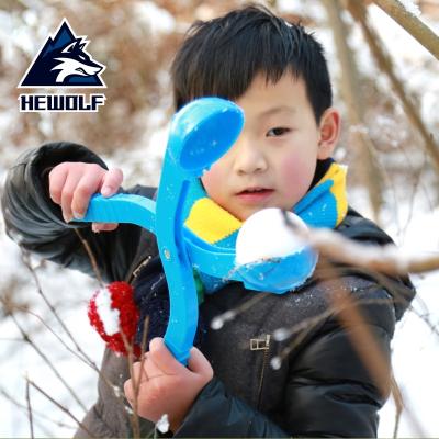雪球夹_夹雪球器_雪球勺_防冻塑料玩雪打雪仗工具儿童玩雪夹
