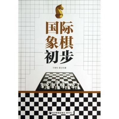 國際象棋初步王青偉//梁志華9787509625583