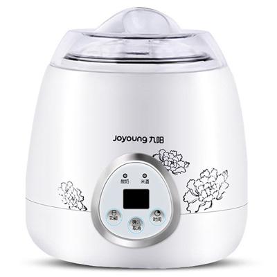 九陽(Joyoung)酸奶機 SN-10L03A 家用定時恒溫 不銹鋼內膽 寬口易清洗 1.0L容量