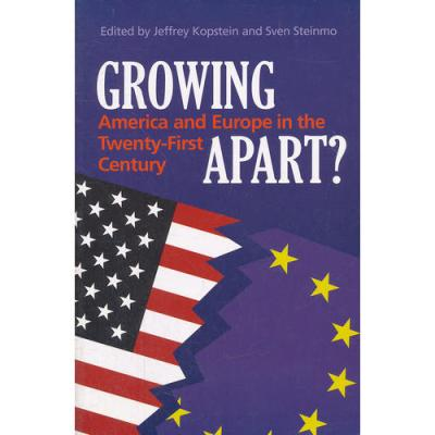 Growing Apart?(ISBN=9780521704915) 英文原版