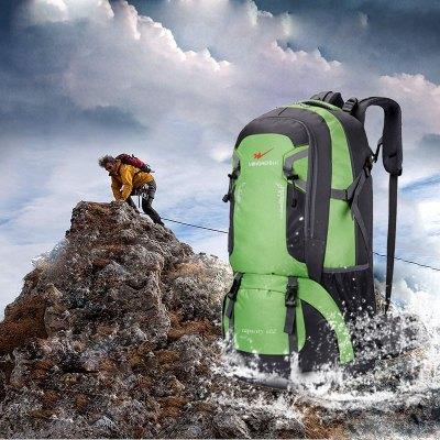 双星登山包户外背包旅行女式背包多功能运动双肩背包男士旅行包户外旅包