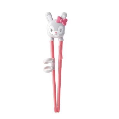 優優馬騮(YoYo Monkey) 兒童卡通練習筷子寶寶訓練筷,固定手指套訓練筷