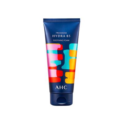 【品牌授权】AHC B5玻尿酸 保湿舒缓 洁面乳 180ml/支 深层清洁