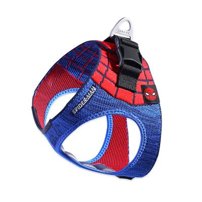小佩PETKIT飛織胸背漫威系列大型犬背心式遛貓狗牽引繩中小型狗鏈子