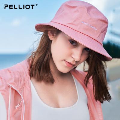 伯希和戶外漁夫帽 男女春夏旅行防曬釣魚帽時尚百搭沙灘路亞帽子