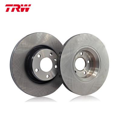 天合(TRW)前剎車盤DF4486適用于12-13款思域 1.8L/2.0L