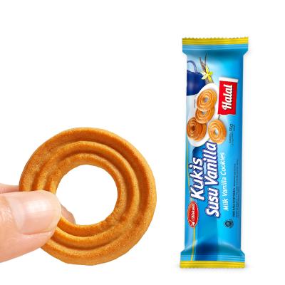 Kokola香草牛奶味曲奇饼干90克