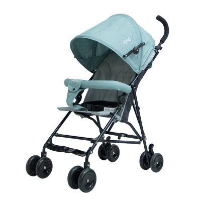 AING爱音婴儿推车轻便可折叠伞车宝宝推车9-36月