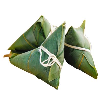 博多客 50个迷你一口粽小粽子水晶白粽子糯米早餐点心原味无馅白米半成品 原味