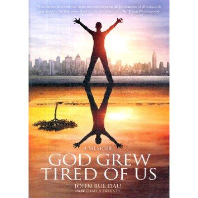 GOD GREW TIRED OF US(ISBN=9781426202124) 英文原版