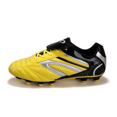 男女儿童足球鞋AG碎钉学生小孩人草成人长钉男比赛足球训练鞋 莎丞