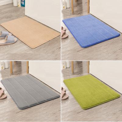 法耐(FANAI)进垫卧室地毯厨房脚垫卫浴室防滑垫子家用口卫生间吸水地垫