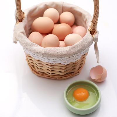 新鲜鸡蛋30枚 破损包赔 山林散养草鸡蛋谷物农家鸡蛋枞阳鸡蛋 白荡里(SWING LAKE)