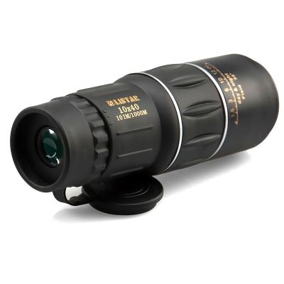 立視德高清高倍單筒望遠鏡偵察鏡望眼鏡近焦遠焦微光夜視ZLISTAR手持式固定倍率能組合手機拍照運動戶外用品非普通望遠鏡