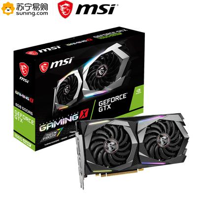 微星MSI 魔龍 GeForce GTX 1660 SUPER GAMING X 6G 1660S旗艦款 電競游戲臺式電腦顯卡