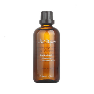 Jurlique 茱莉蔻 玫瑰身体按摩精油 100ml/瓶 提升皮肤弹性