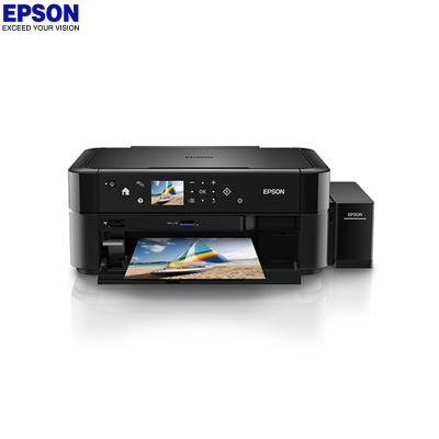 爱普生(EPSON) L850 6色墨仓式 一体机 (打印/复印/扫描)