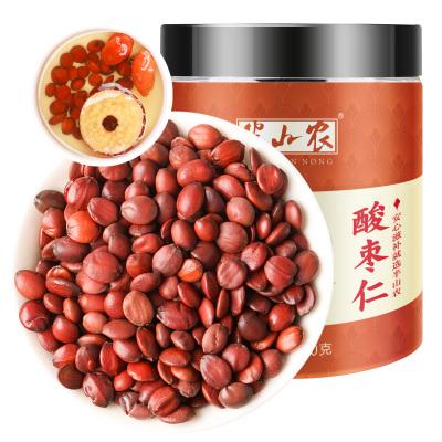 半山農 酸棗仁茶 100g罐裝 炒制熟酸棗仁養生茶