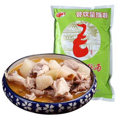 毛哥酸蘿卜老鴨湯燉料餐飲裝1.75kg 內含5袋 重慶老鴨湯調料 清淡老鴨湯火鍋底料 燉湯煲湯料