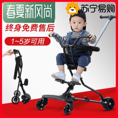 溜娃神器手推車輕便折疊兒童簡易1-5歲嬰兒便攜寶寶帶娃出門漂亮媽媽