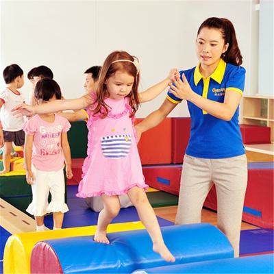 成都早教0~3岁 积木宝贝科学早教亲子课程1节,益智畅玩1天,育儿书籍1本