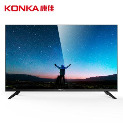 康佳(KONKA)LED40G30CE 40英寸 高清 LED液晶電視 商用電視 (黑色)