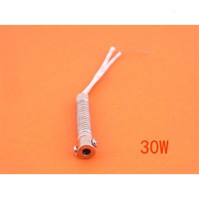 電烙鐵 外熱式長壽命電烙鐵發熱芯 30W 烙鐵芯 發熱快