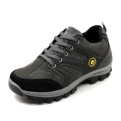新款防水越野跑鞋戶外男登山鞋輕便運動旅游鞋透氣徒步春夏季男鞋