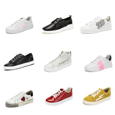 Daphne/達芙妮春季新款低幫鞋女深口厚底圓頭板鞋單鞋
