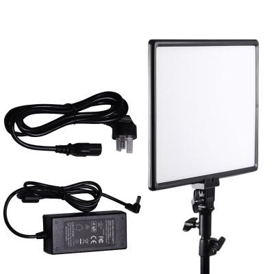 斯丹德LED-300燈 攝影燈 柔光補光 燈 主播室內 夜景人像照相打光燈 電影燈