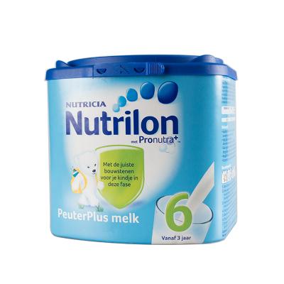 Nutrilon荷兰牛栏婴幼儿配方奶粉6段3周岁以上400g荷兰原装进口