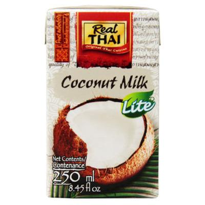 泰國椰漿麗爾泰淡椰漿250ML 進口烘焙甜點西米露調味