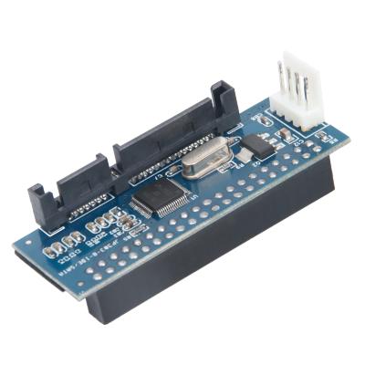 魔羯(MOGE)IDE转SATA2.0转接卡 MC3150 3.5IDE转SATA单向扩展卡