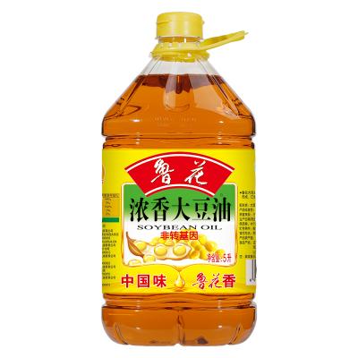 鲁花大豆油5Lx1 食用油 非转基因