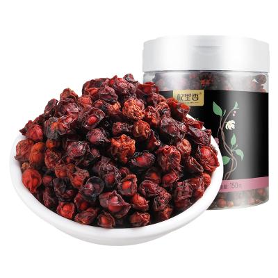 杞里香(QiLiXiang) 五味子150g/罐裝 北五味子吉林特產 傳統滋補品