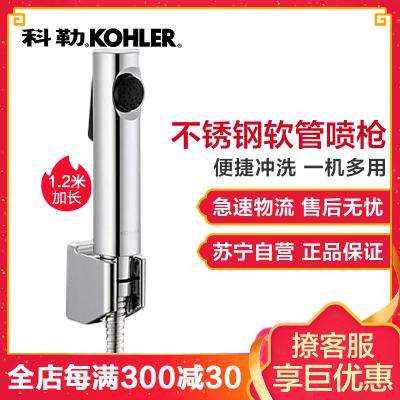 科勒可芙银色厨卫清洁喷枪 R98100T-0